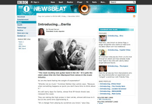 BBCNewsbeat_Darlia_IntroducingInterview_011113