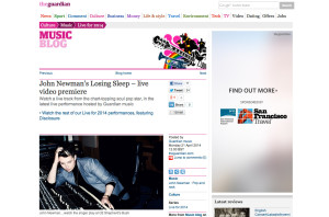 Guardian_JohnNewman_LosingSleepPremiere_220414