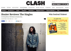Hozier-Clash-Singles-Review