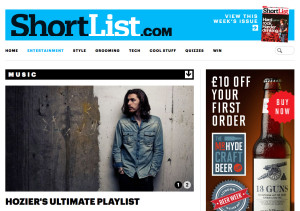 Hozier-Shortlist-Playlist