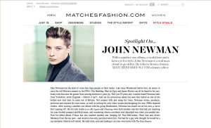 MatchesFashion_JohnNewman_Spotlight_281113