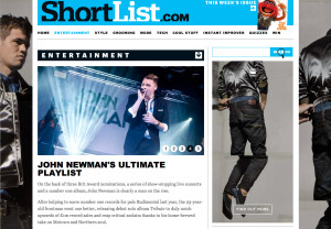Shortlist_JohnNewman_UltimatePlaylist_240313